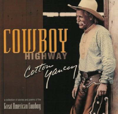 Cotton Yancy -Cowboy Highway CD